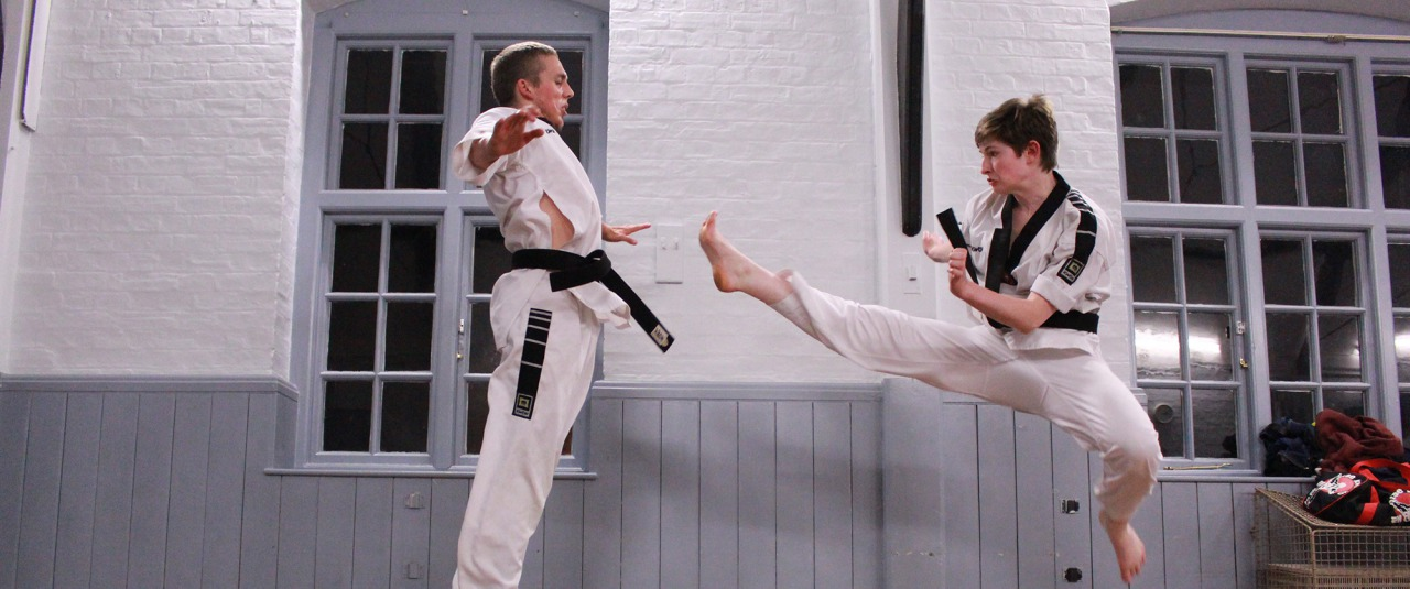 Enjoy The Art Of Self Defence with Crown Tae Kwon Do