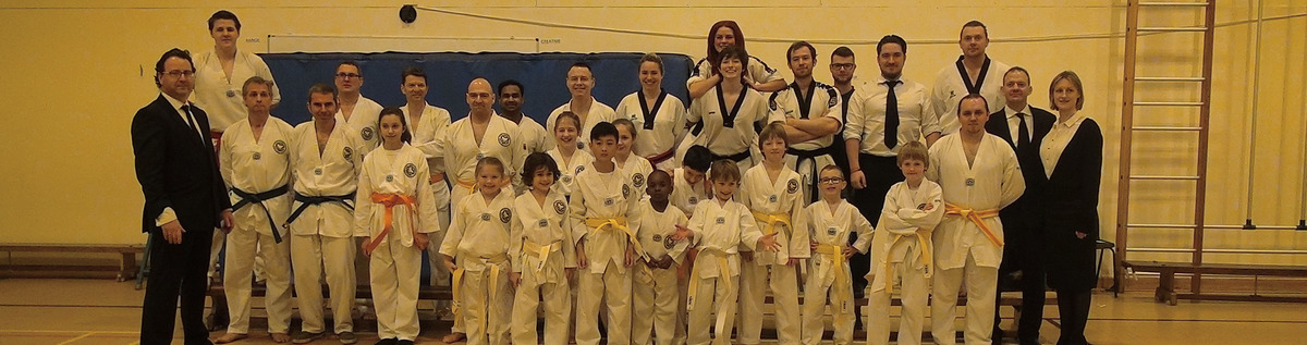 Crown Tae Kwon Do Federation